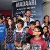Irrfan Khan at Screening of movie 'Madaari'