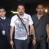 Sanjay Dutt spotted at airport!