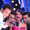 ​Jacqueline Fernandes on the sets of Jhalak Dikhhla Jaa