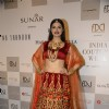 Divya Khosla Kumar at Day 3 of FDCI India Couture Week