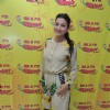 Gauahar Khan Promotes 'Fever' on Radio Mirchi