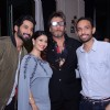 Tanishaa Mukerji, Jackie Shroff and Vivan Bhathena at Success party of 'NGO STAMP'