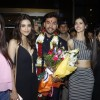 Rohit Khandelwal returns home after winning Mr World 2016