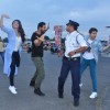 Dishoom trio John, Jacqueline and Varun turned traffic cops