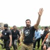 John Abraham  Promotes 'Dishoom' in Delhi