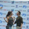 Jacqueline Fernandes and Varun Dhawan Promotes 'Dishoom' in Delhi