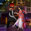 Arshad and Maria performing on the sets of Kapil Sharma