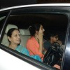 Party at Aamir Khan's residence