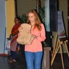 Iulia Vantur snapped leaving a spa!
