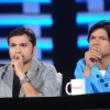 Himesh and Shaan in Music Ka Maha Muqqabla