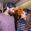 Aditya Roy Kapur and Parineeti Chopra at Special screening of the film 'Dishoom'