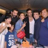 Celebs at Special screening of the film 'Dishoom'