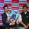 Launch of Filmfare cover by Varun Dhawan!