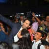Varun Dhawan clicks selfie with fans at launch of Filmfare cover