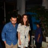 Sahil Sangha and Dia Mirza on a dinner date