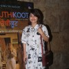 Shweta Tripathi at Chauthi Koot film screening
