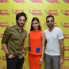 Promotion of 'Happy Bhag Jayegi' at Radio Mirchi studio