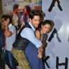 Sidharth Malhotra and Nitya Mehra at Special screening of trailer 'Bar Bar Dekho'