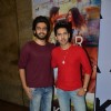 Amaal Mallik and Armaan Malik at Special screening of 'Bar Bar Dekho'