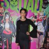 Sarah Jane Dias at Premeire of Suicie Squad