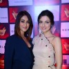 Divya Khosla and Ileana D'Cruz at 12th Retail Jeweller India Awards 2016