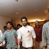 Allu Arjun at Krish-Ramya's Wedding Reception