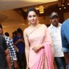 Rakul Preet Singh at Krish-Ramya's Wedding Reception