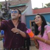 Sumeet and Mugdha from Sajan Re Jhoot Mat Bolo
