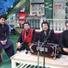 Singers on the sets of 'The Kapil Sharma Show'