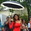 Shilpa Shetty at Promo shoot of new show on sony