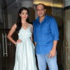 Pooja Hegde and Ashutosh Gowariker snapped