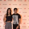 Ruslaan Mumtaz at Launch of Hennes and Mauritz store in Mumbai
