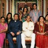 Preeti with her family