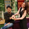 Sonakshi Sinha and Kapil Sharma Promotes 'Akira' On sets of The Kapil Sharma Show