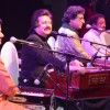 Pankaj Udhas, Talat Aziz and Anup Jalota at 'Friendship Gazal Concert'