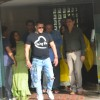 Salman Khan snapped at Arpita's house for Rakhi Celebration with Family