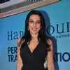 Pooja Bedi at her new venture Happy Soul