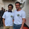 Sohail Khan and Nawazuddin Siddiqui at Promotion of 'Freaky Ali'