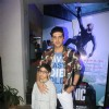Zayed Khan at Screening of Mechanic Ressurection