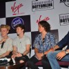 The Vamps in Mumbai with Shekhar Ravjiani
