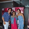 Shaan and Neeti Mohan at Success Bash of 'The Voice India Kids'