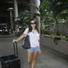 Airport Diaries: Amy Jackson!