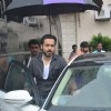 Emraan Hashmi Snapped at Mehboob Studio