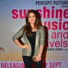 Zarine Khan at Screening of 'Sunshine Music Tours & Travels'