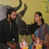 Riteish and Nargis Promotes 'Banjo' at Times Ganesh Event
