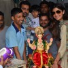 Shilpa Shetty Brings Home 'Ganesha' on Ganesh Chaturthi!