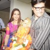 Goldie Behl and Sonali Bendre's Ganpati Visarjan