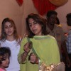 Rishi Kapoor, Neetu Singh & Riddhima Kapoor performs Ganpati Aarti at his Residency