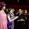 Kanika Kapoor walks for Suneet Varma's Couture Show at DLF Emporio in Delhi