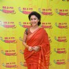 Shreyas Talpade and Manjari Fadnis Promotes 'Wah Taj' at Radio Mirchi Studio